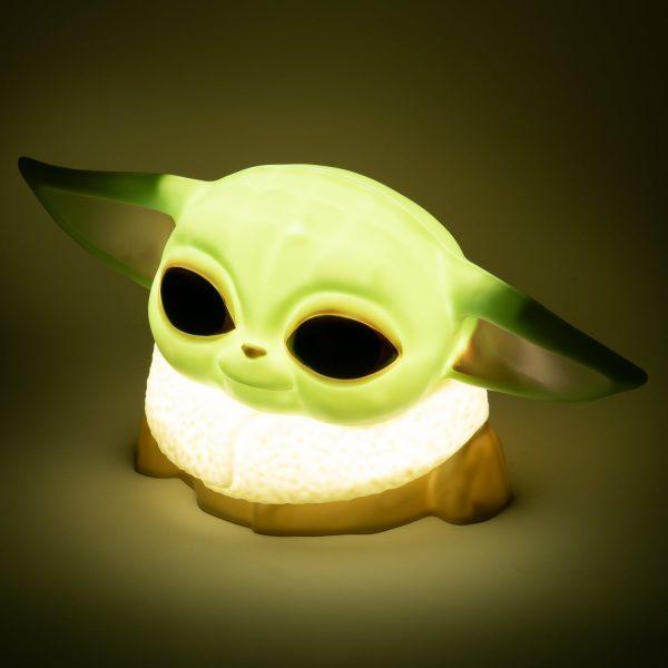 Disney Star Wars Mandalorian Baby Yoda Lampje