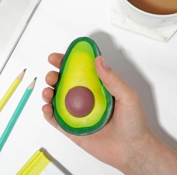 Fizz Avocado Stressbal