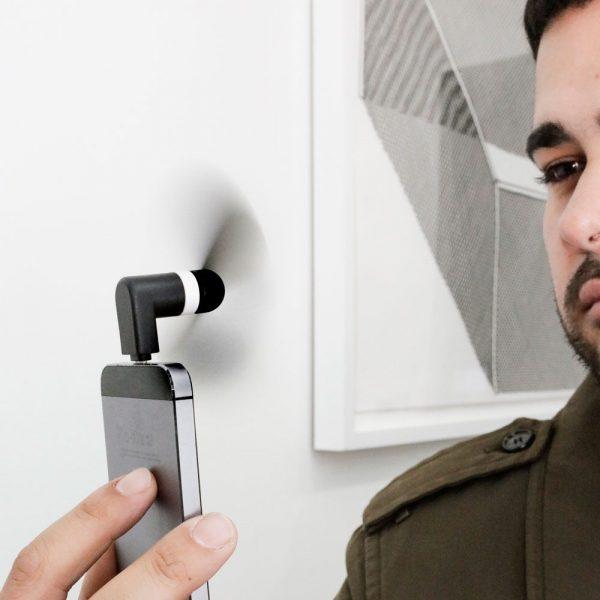 Kikkerland IPhone Ventilator (assorti)