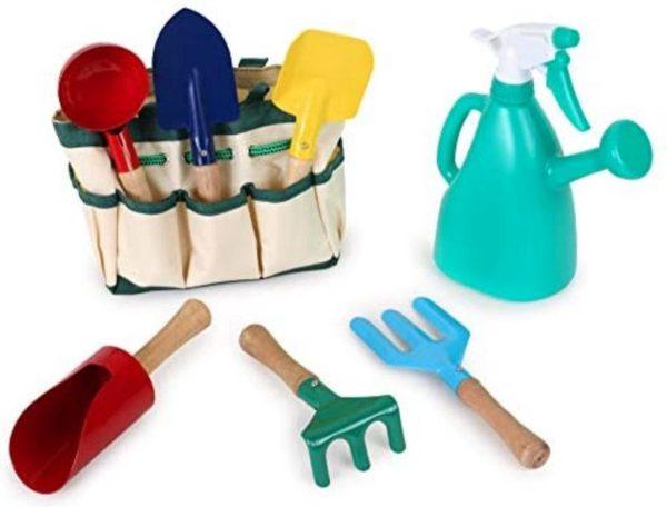 Kindergereedschap Voor Tuin Kindertuingereedschap Set Kinderen Spelen Buiten Inclusief Tas