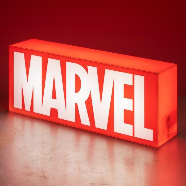 Marvel Logo Lamp - Paladone