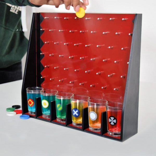 Drankspel - Falldown
