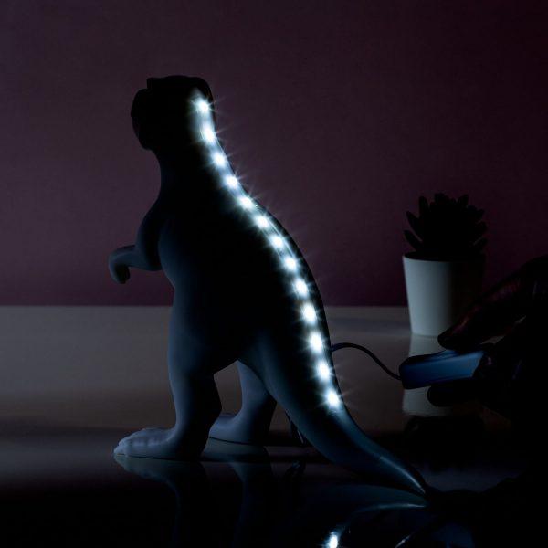 Fizz T-Rex Lampje