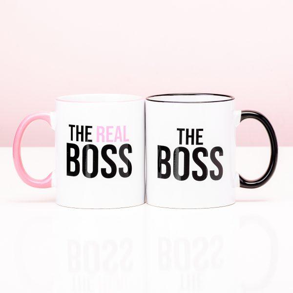 The Boss En The Real Boss Mokken (Set Van 2)