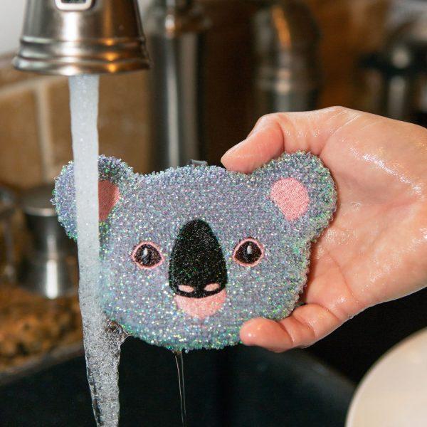 Dier Afwassponsjes (set Van 3) - Koala